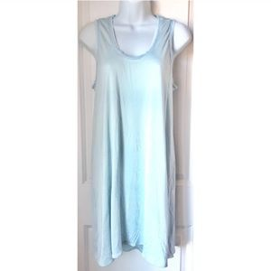 Alice + Olivia Sleeveless Scoop Neck Tunic Dress